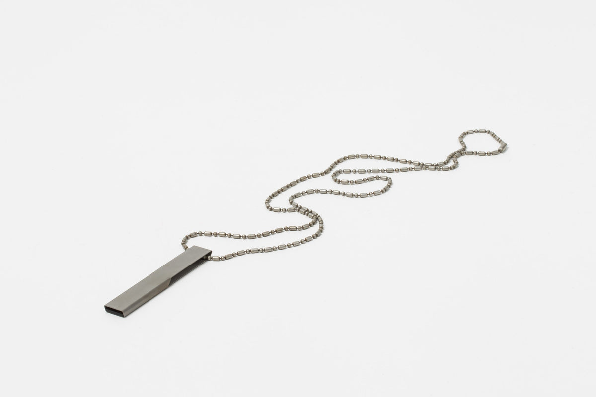 Claustrum - USB Pendant 'No Name' 8GB (Concrete Matte Finish)