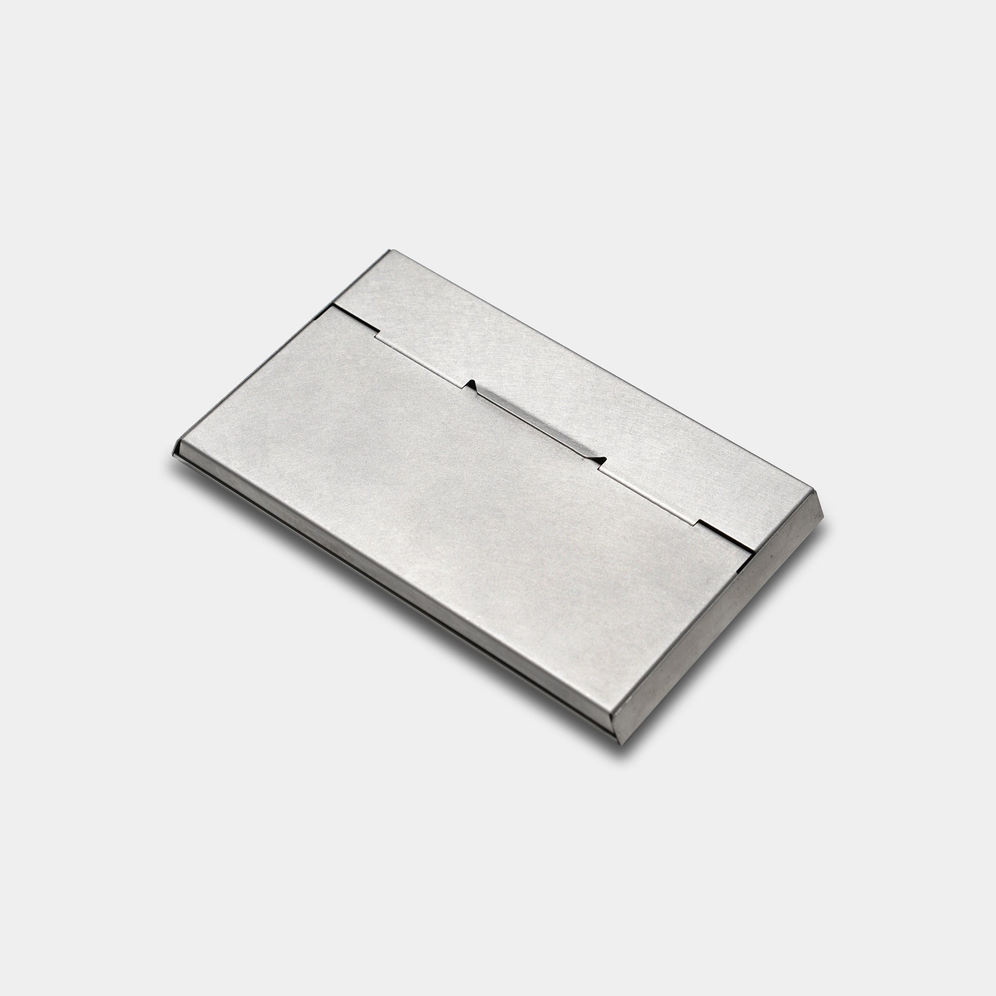 Claustrum - Card Case Serve (Leather White)