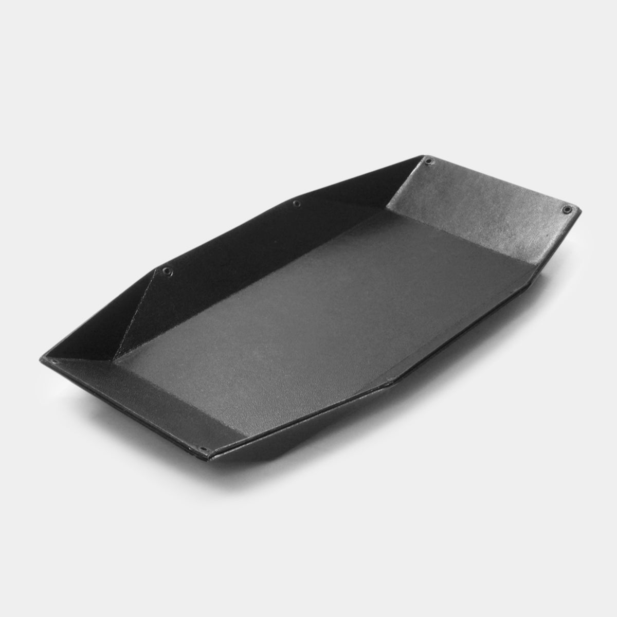 Claustrum - Cash Tray (Leather Black Out Finish)