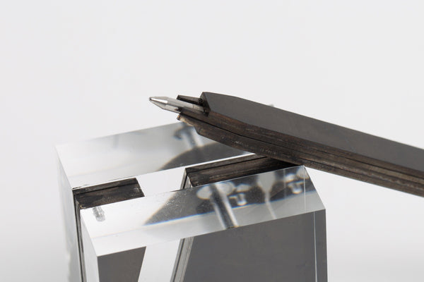 Claustrum - Desk Pen (Blackening Finish)