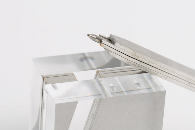 Claustrum - Desk Pen (Vibration Finish)