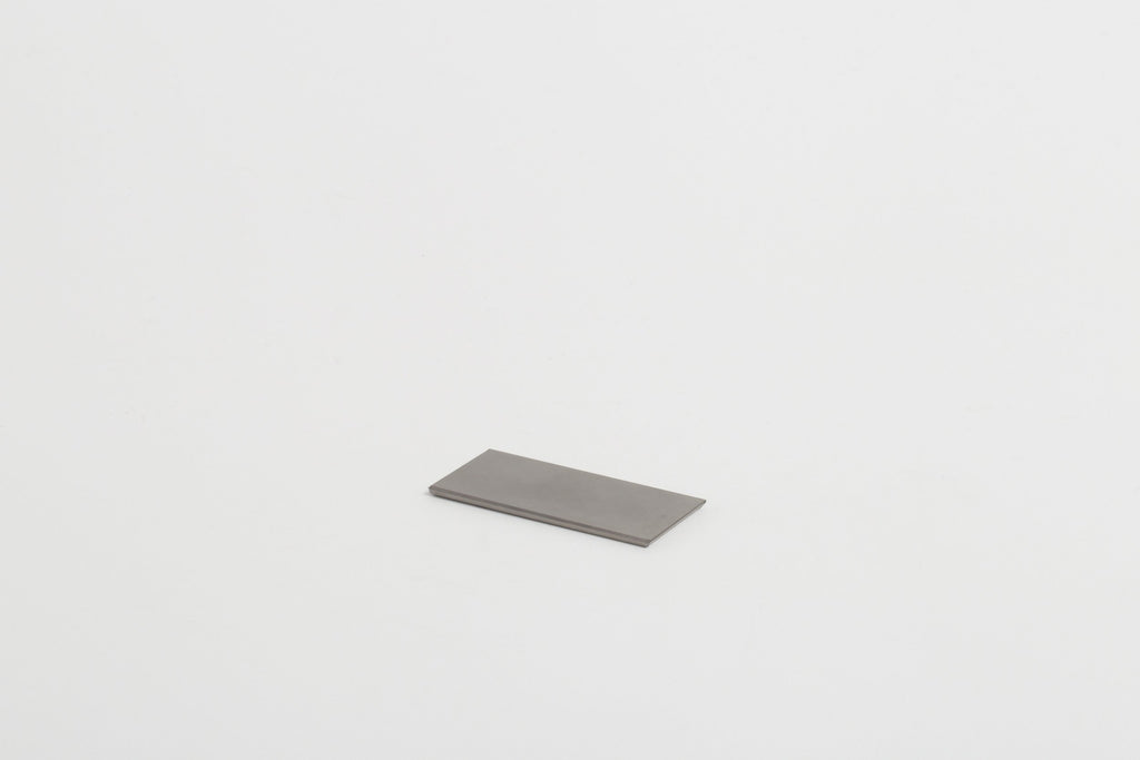 Claustrum - Compact Mirror (Concrete Matte Finish)