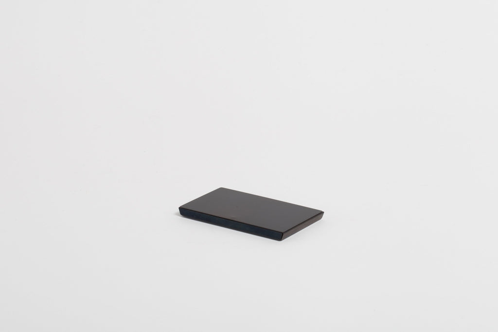 Claustrum - Card Case Serve (Black Matte Finish)