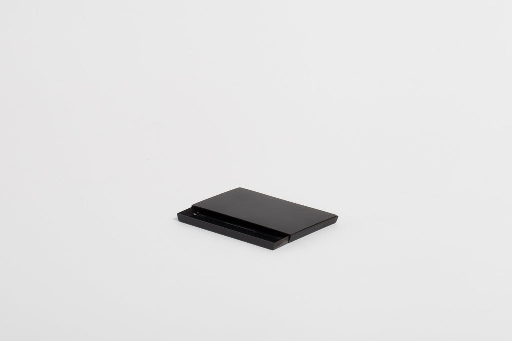 Claustrum - Card Case Serve (Blackening Finish)