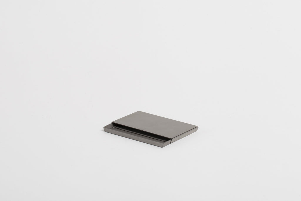 Claustrum - Card Case Serve (Concrete Matte Finish)