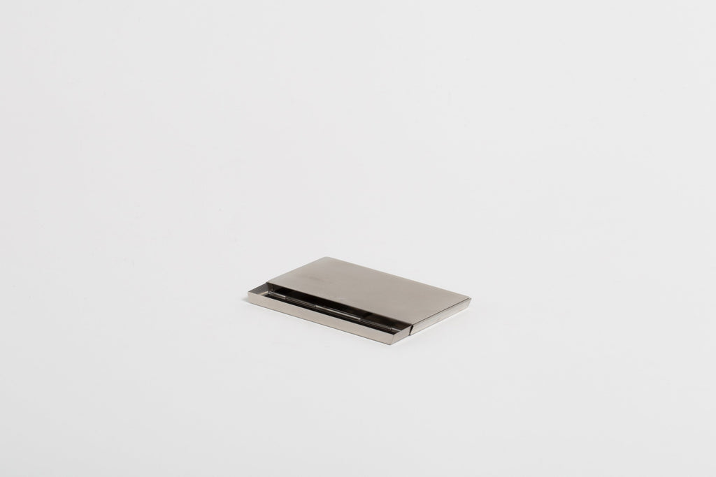 Claustrum - Card Case Serve (Hairline Finish)