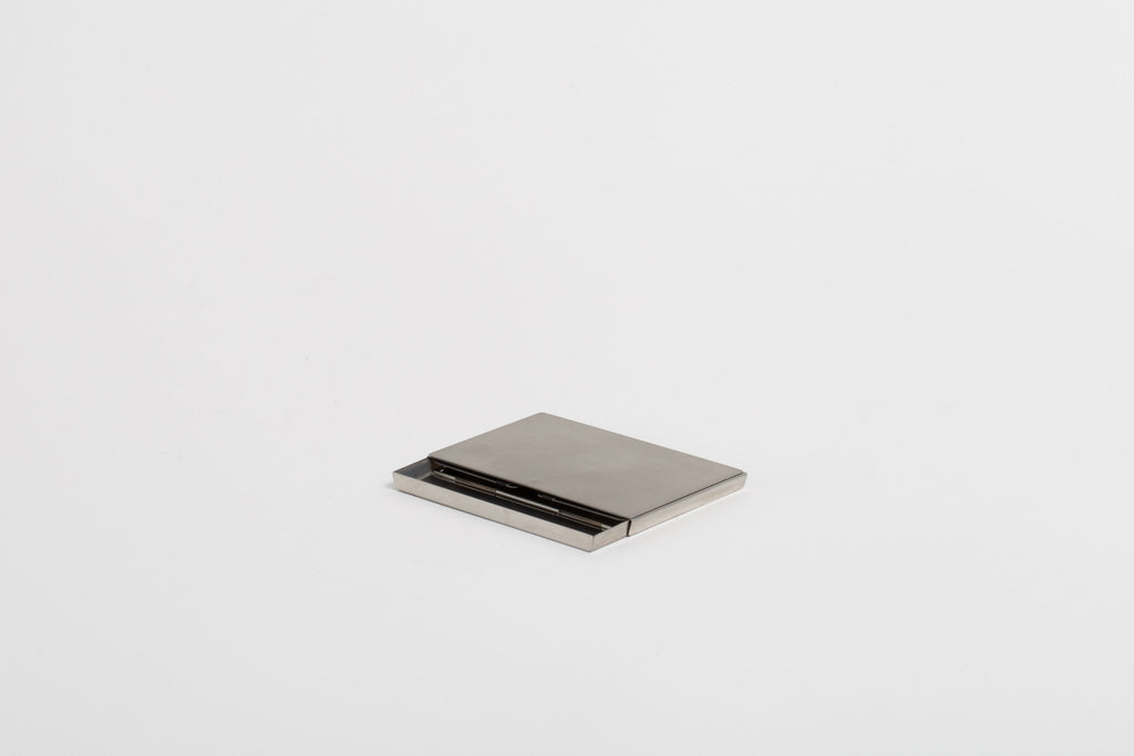 Claustrum - Card Case Serve (Straight Vibration Finish)