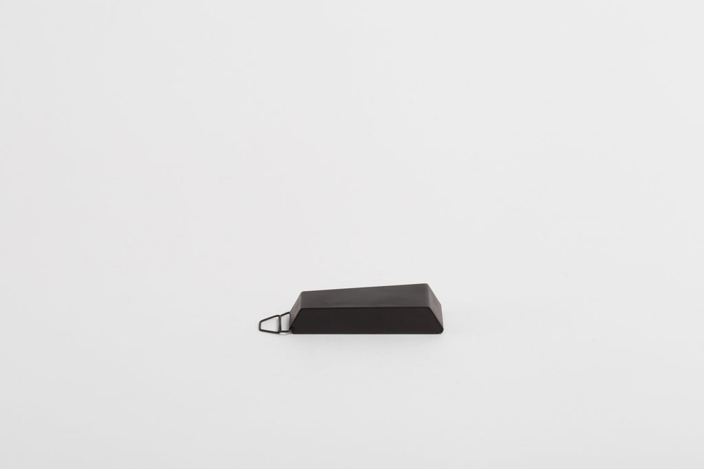 Claustrum - Swing Key Case (Black Matte Finish)