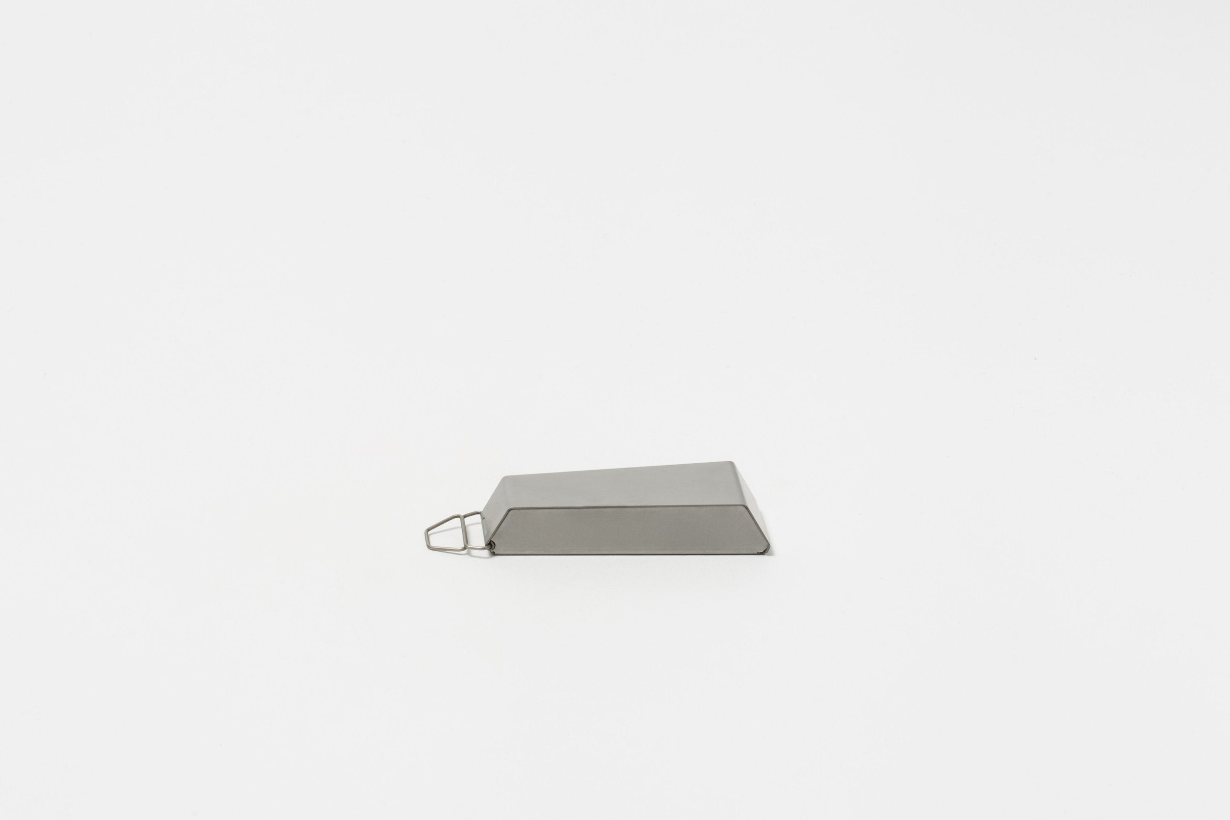 Claustrum - Swing Key Case (Concrete Matte Finish)