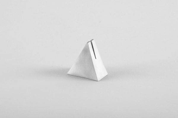 Yield - Geo Stand Aluminum (Triangle)