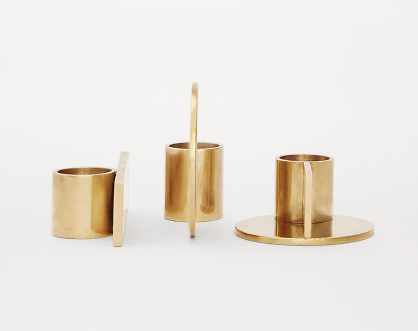 Frama - Fundament Candle Holders