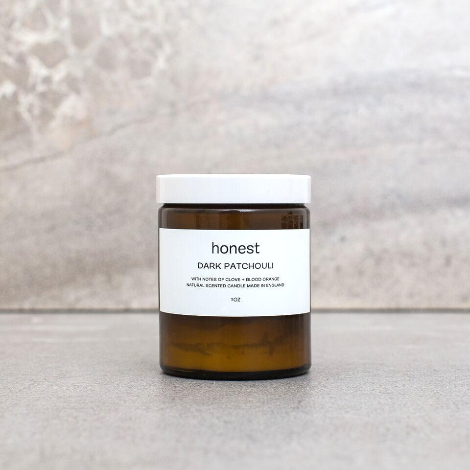 Honest - Dark Patchouli Candle