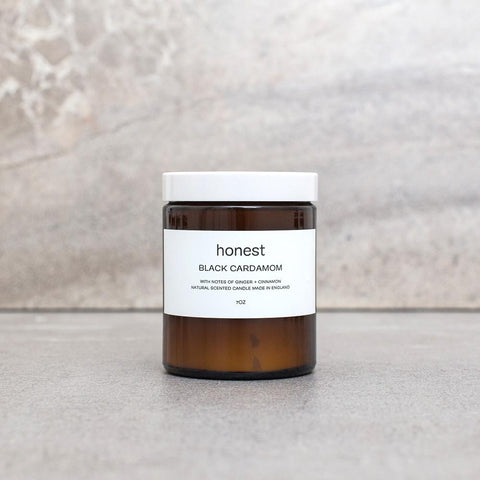 Honest - Black Cardamom Candle