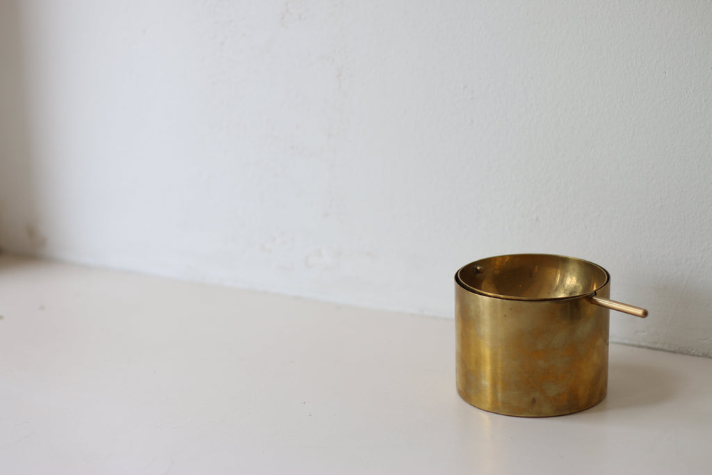 Arne Jacobsen - Ashtray Brass (Vintage)