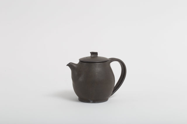 Katsufumi Baba - Tea Pot (Black)