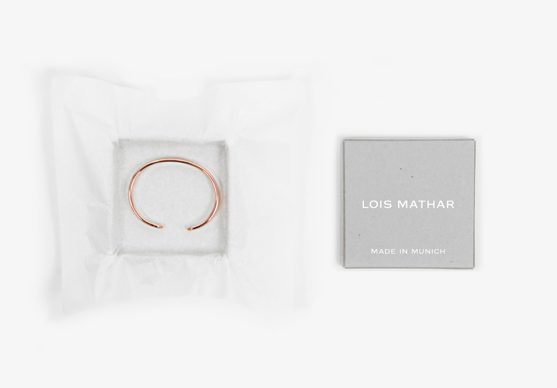 Lois Mathar - Steel Bracelet 001 (Normal)
