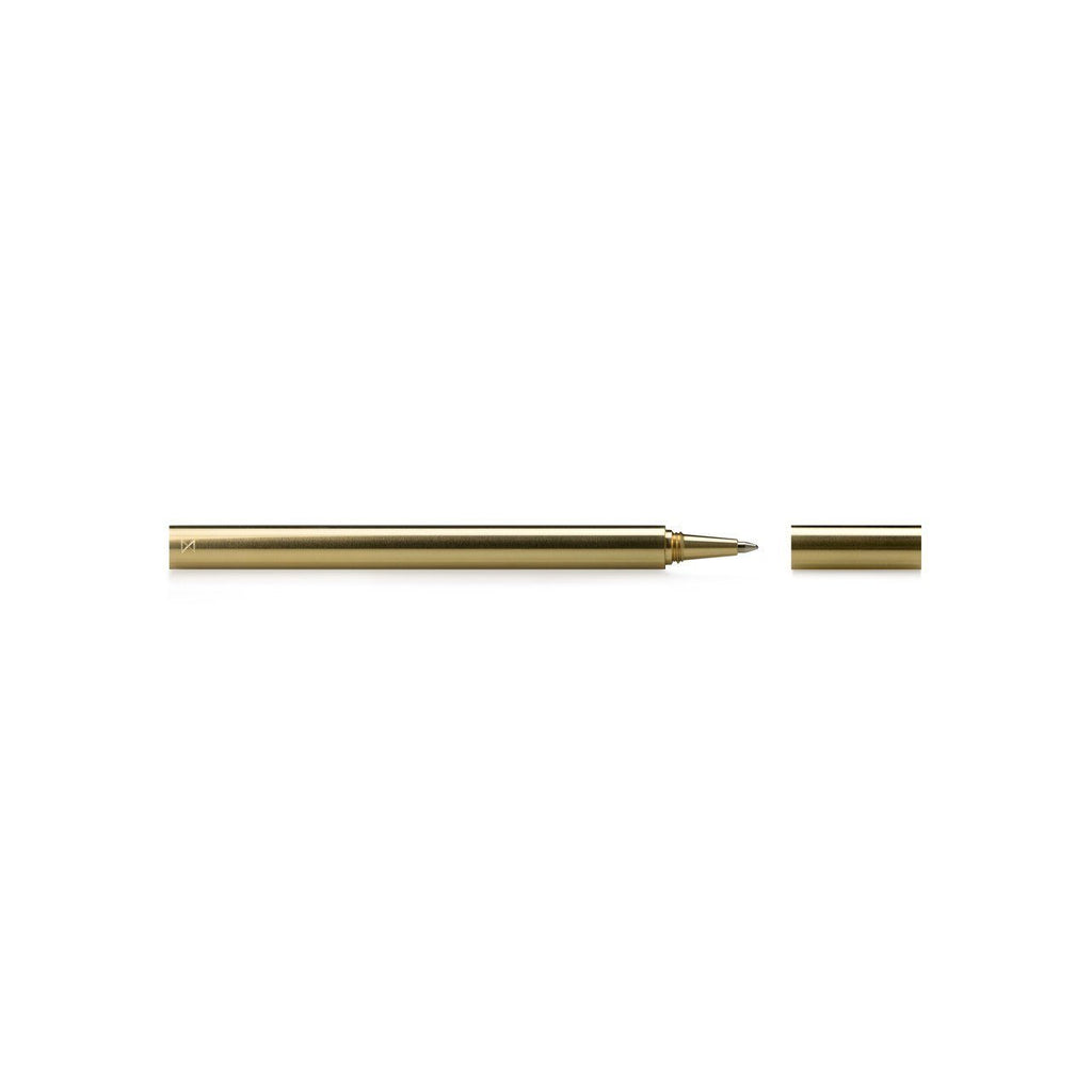 Minimalux - Travel Pen (Brass)