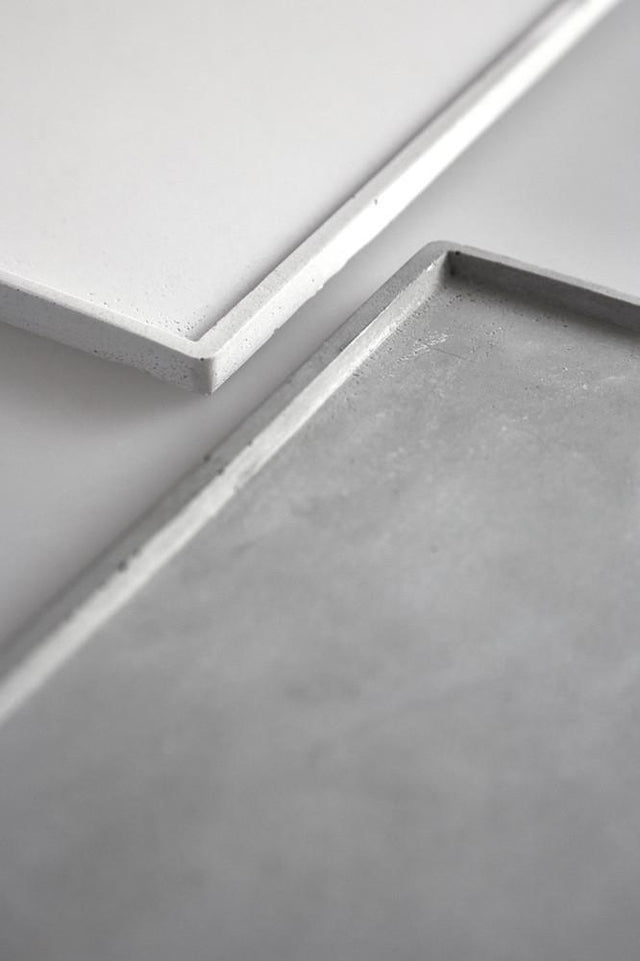 Studiokyss - Rectangular Concrete Tray