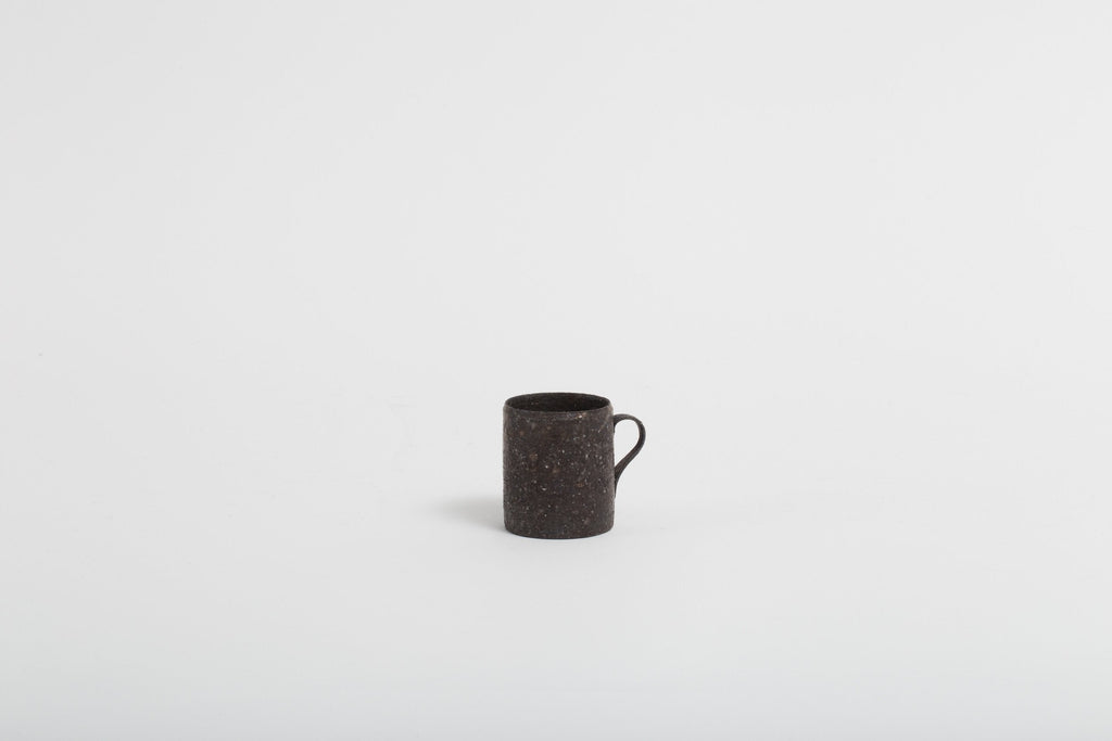 Takashi Endoh - Demitasse Cup (Black)