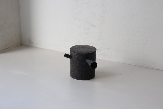 Takashi Endoh - Japanese Tea Pot (Black)