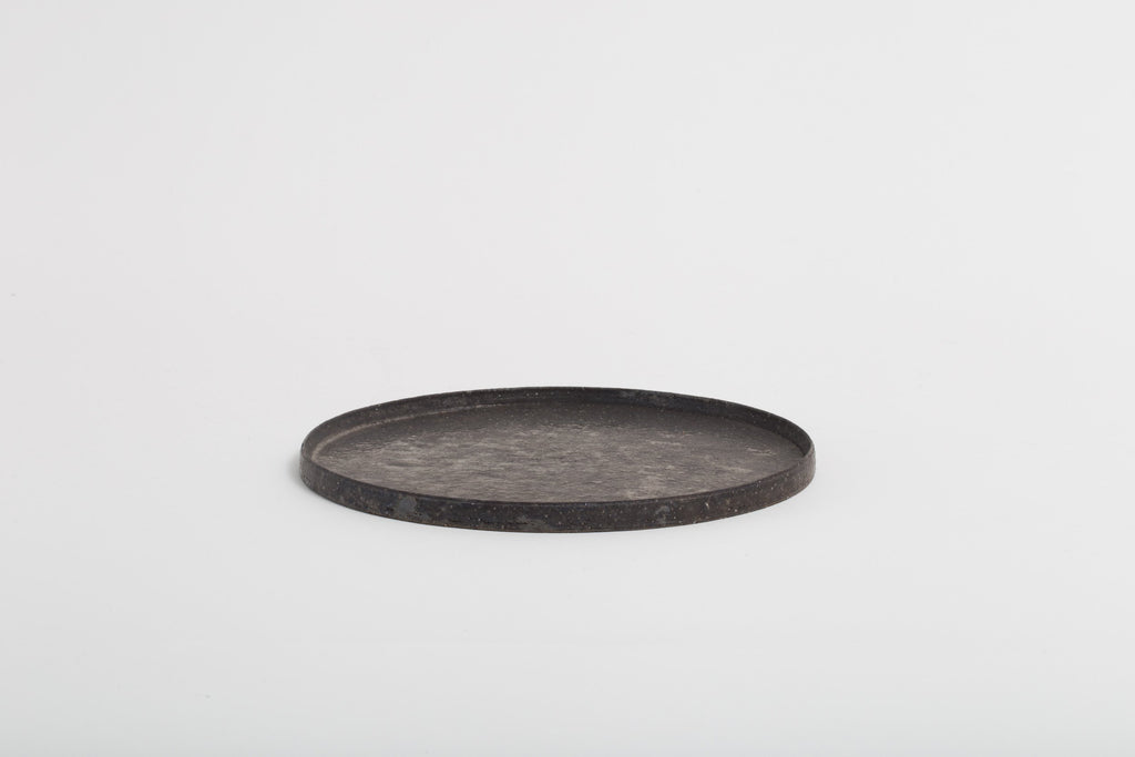 Takashi Endoh - Plate (Black)