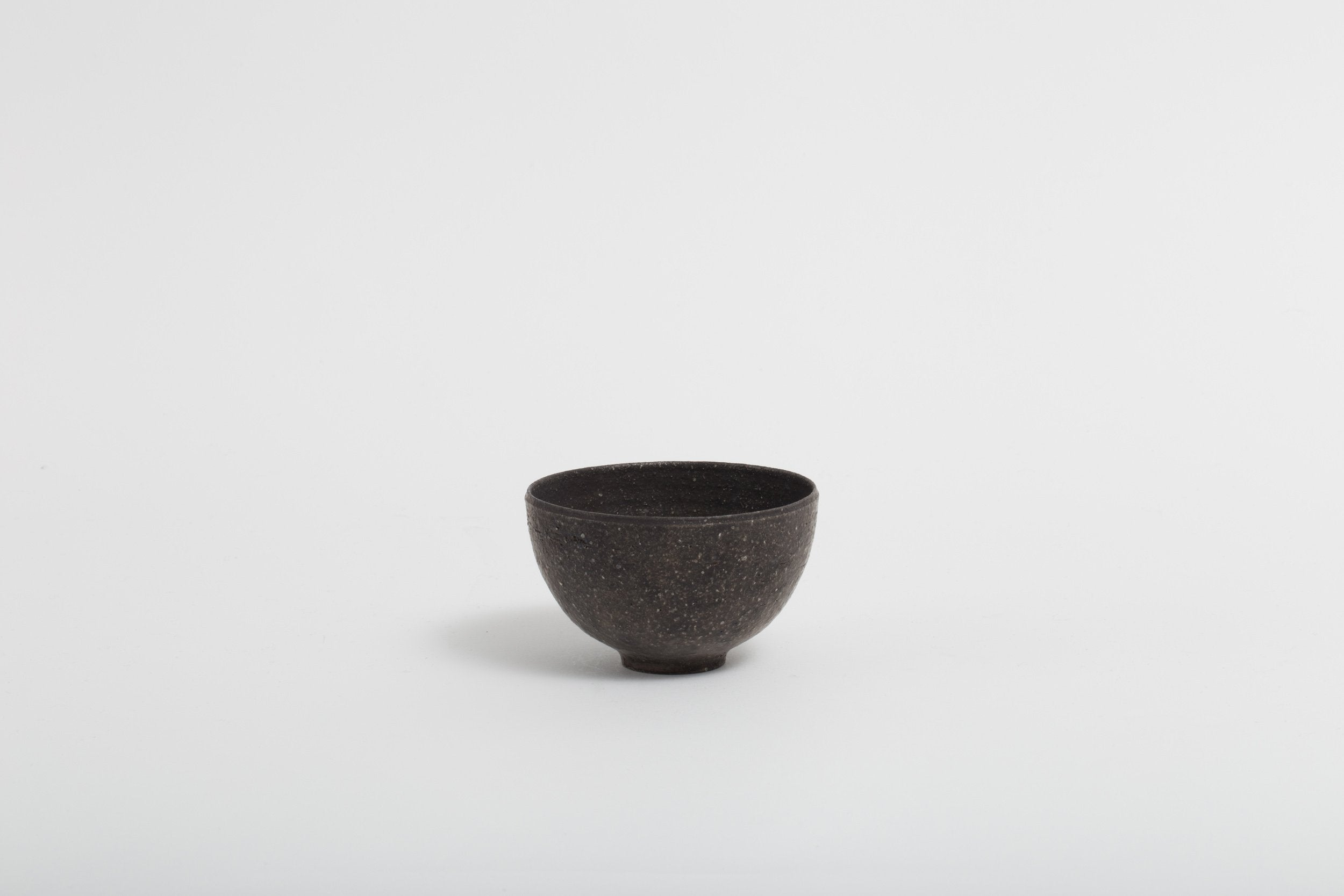 Takashi Endoh - Rice Bowl (Black)