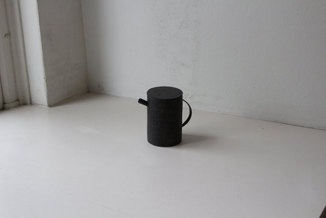 Takashi Endoh - Tea Pot (Black)