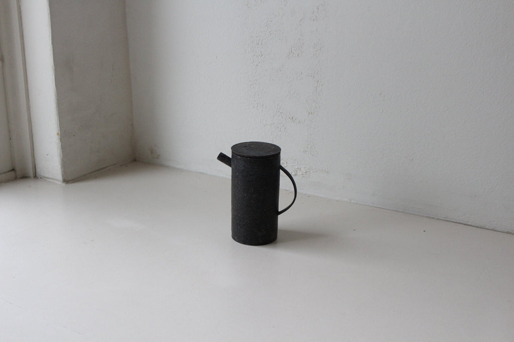 Takashi Endoh - Teapot Slim (Black)