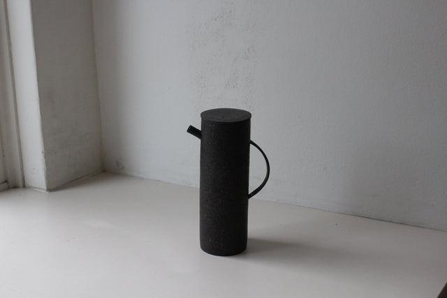 Takashi Endoh - Water Pot (Black)