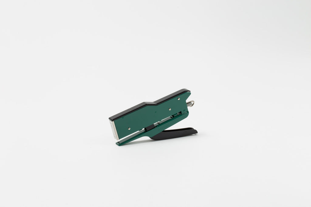 Zenith - 548/E Plier Stapler (Green/Black)