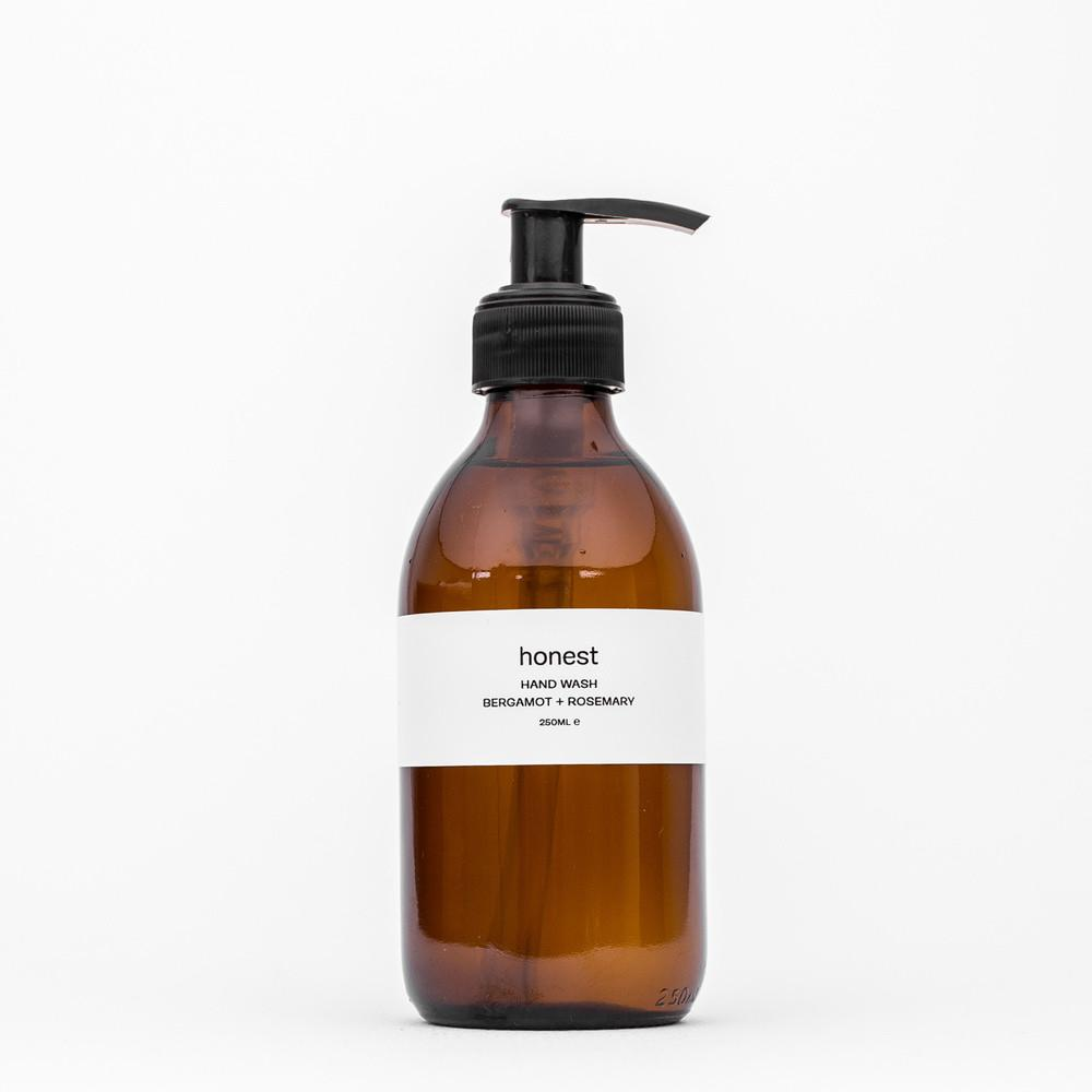 Honest - Hand Wash (Bergamot & Rosemary)