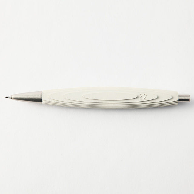 22 - Contour Mechanical Pencil (White)