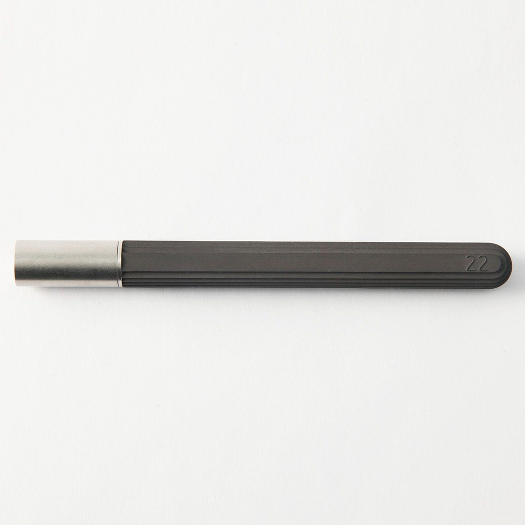 22 - Contour Rollerball Pen (Dark Grey)
