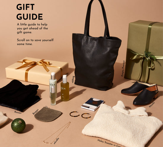 Gift Guides For Everyone - Whimsy & Row