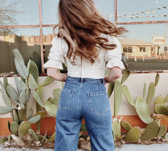 Denim Diaries - Whimsy & Row