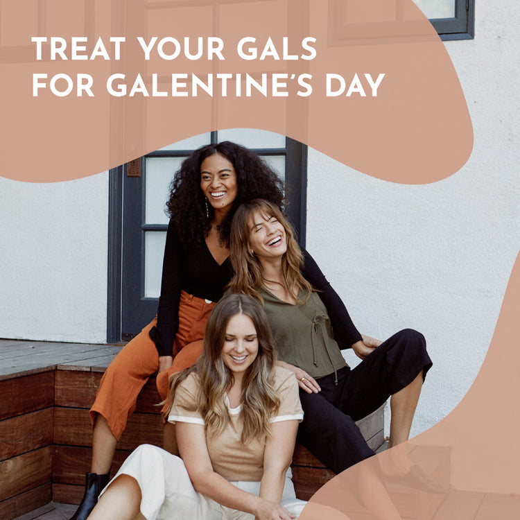 Treat Your Gals for Galentine's Day - Whimsy & Row
