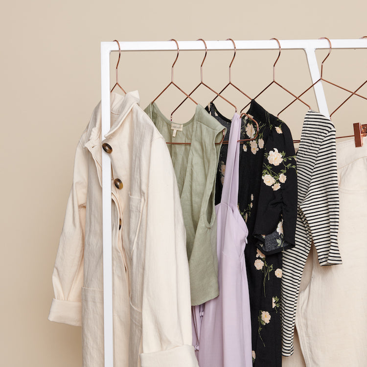 Building Your Sustainable Closet - Whimsy & Row
