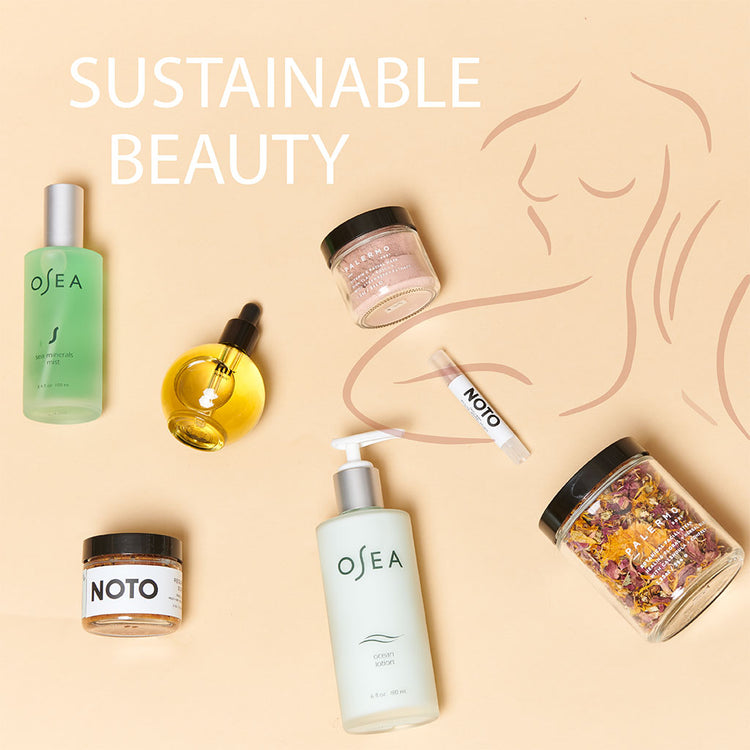 Add Sustainability To Your Beauty Routine - Whimsy & Row