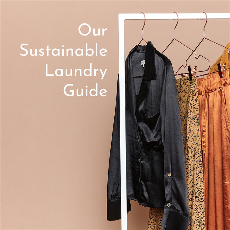 Our Sustainable Laundry Guide - Whimsy & Row