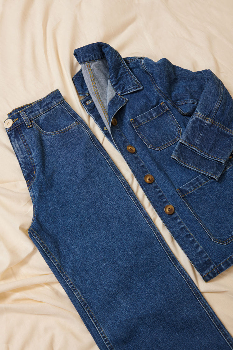 WHIMSY DOES DENIM - Whimsy & Row