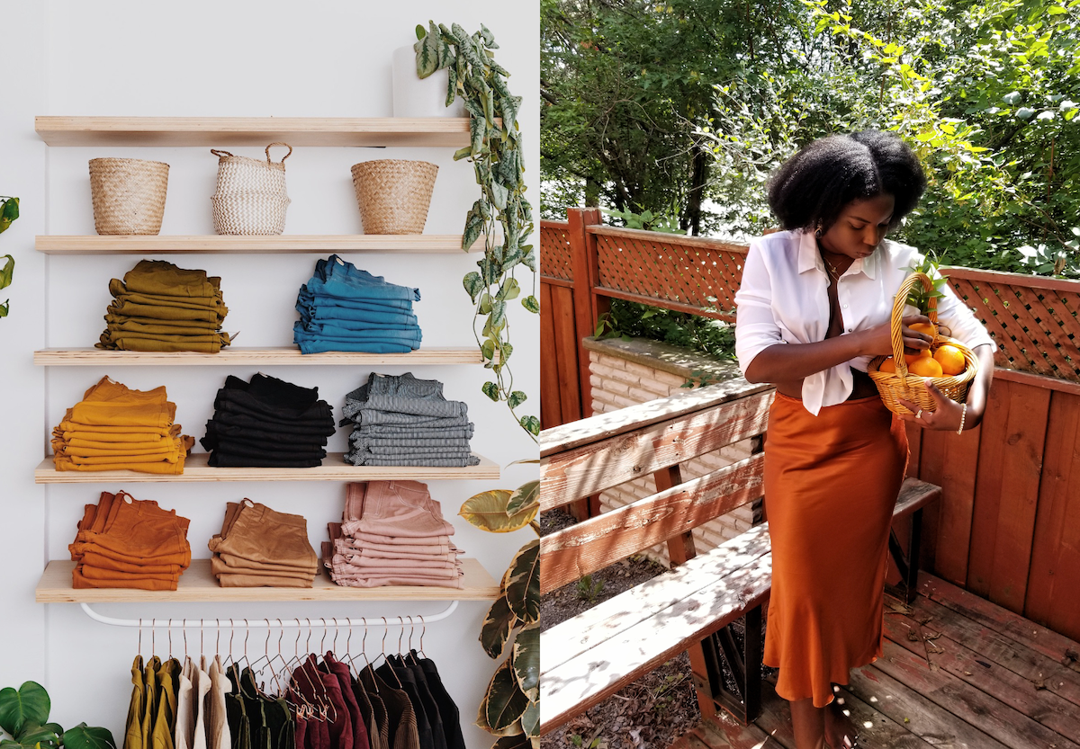 Whimsy + Row Blog — Build a Sustainable Closet with @ohheyvanessa