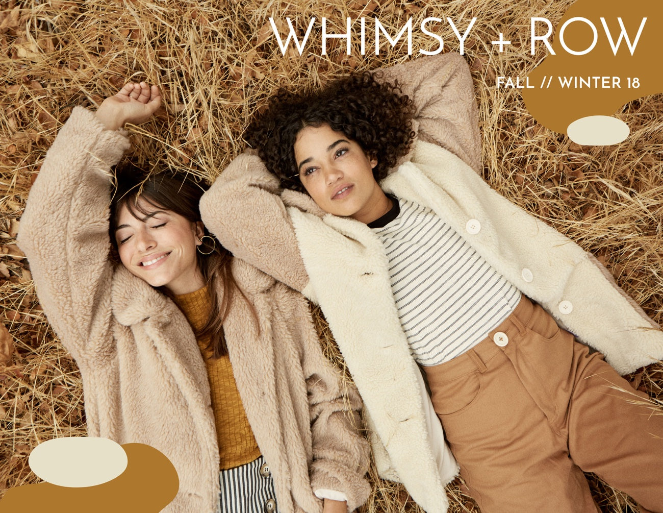 Whimsy & Row Fall // Winter 2018