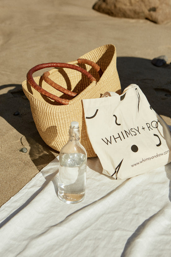 Whimsy + Row Tote - Whimsy & Row