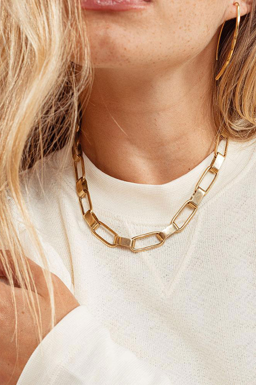 Soko Capsule Collar Necklace - Whimsy & Row
