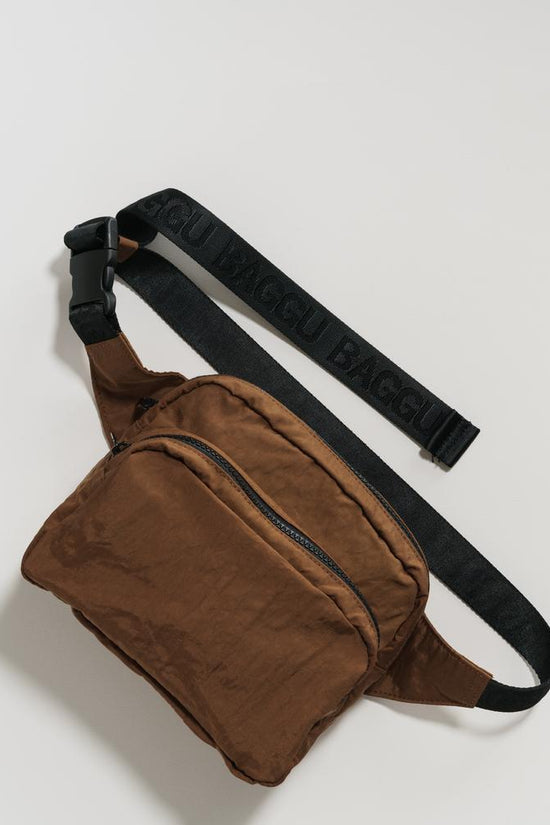 Baggu Fanny Pack- Brown - Whimsy & Row
