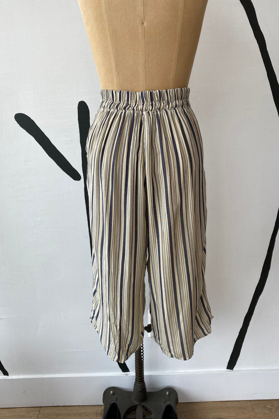 Sample Sale Blue Stripe Valentina Pant - Whimsy & Row