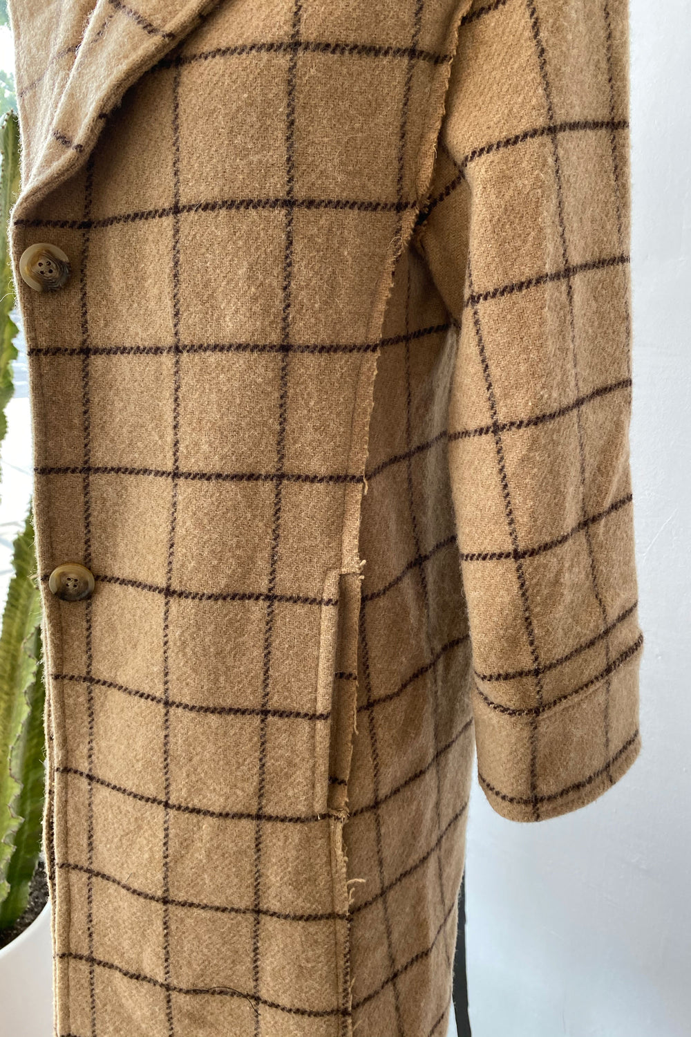Sample Sale Emelia Jacket in Plaid 1 - Whimsy & Row