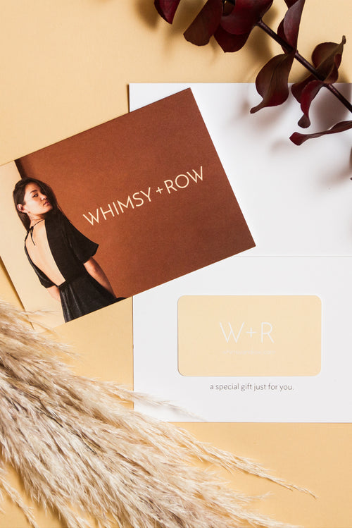 Whimsy + Row E-Gift Card