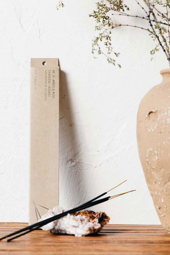 P.F Candle Co. Incense Pack - Whimsy & Row