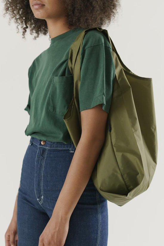 Baggu Reusable Tote- Olive - Whimsy & Row